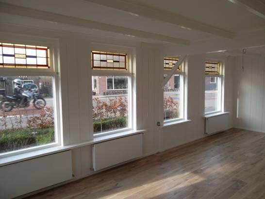 Renovatie wanden woonkamer 3