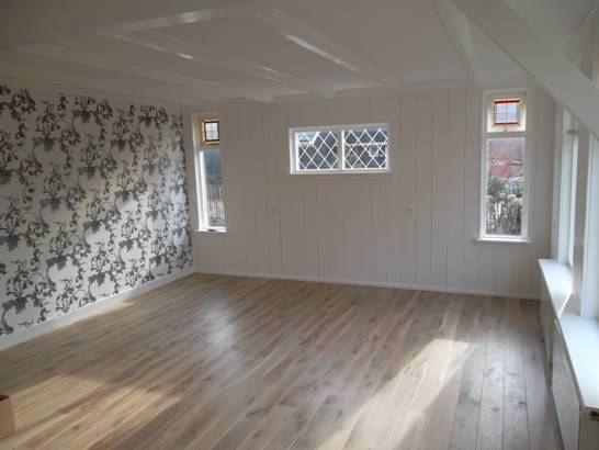 Renovatie wanden woonkamer 2