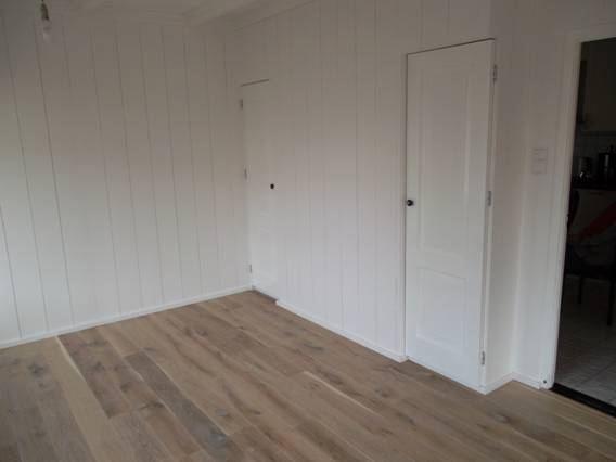 Renovatie wanden woonkamer 1