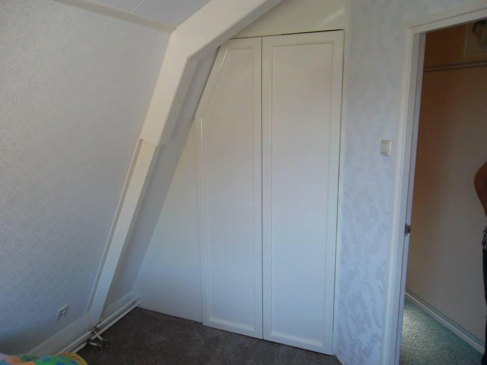 inbouwkast gesloten